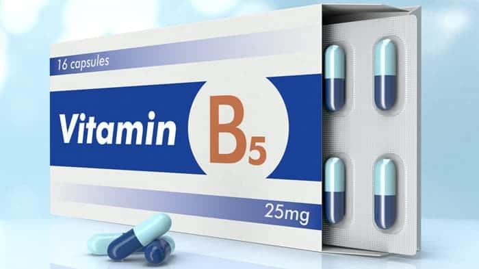 Витамин В5
