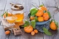 Цитрусовые и мед