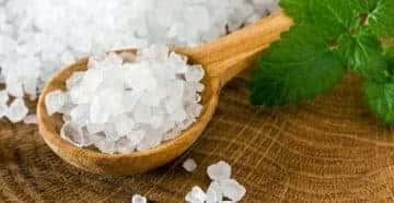 Соль при экземе
