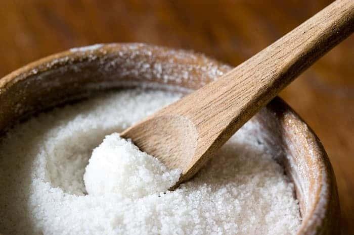Соль от папиллом