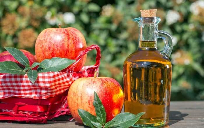 Яблочный уксус при себорейном дерматите