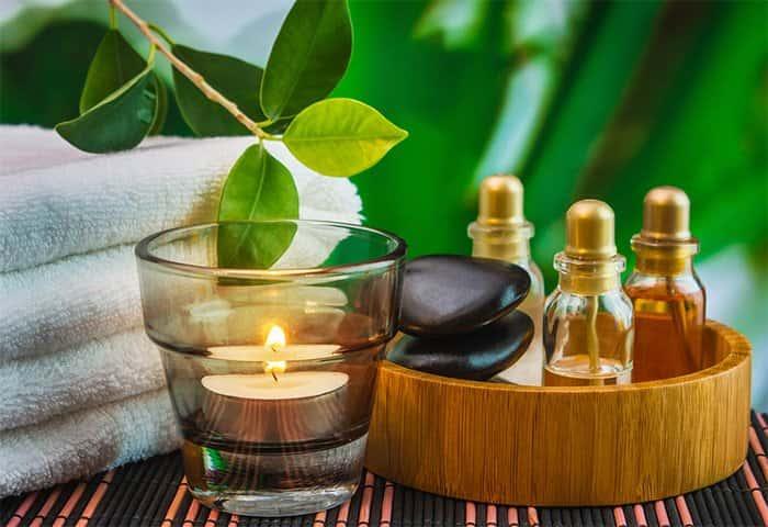 Лечение дерматита маслами