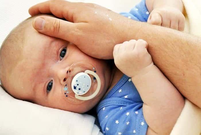 Дерматит у новорожденных
