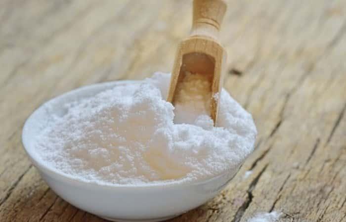 Пищевая сода от грибка стопы