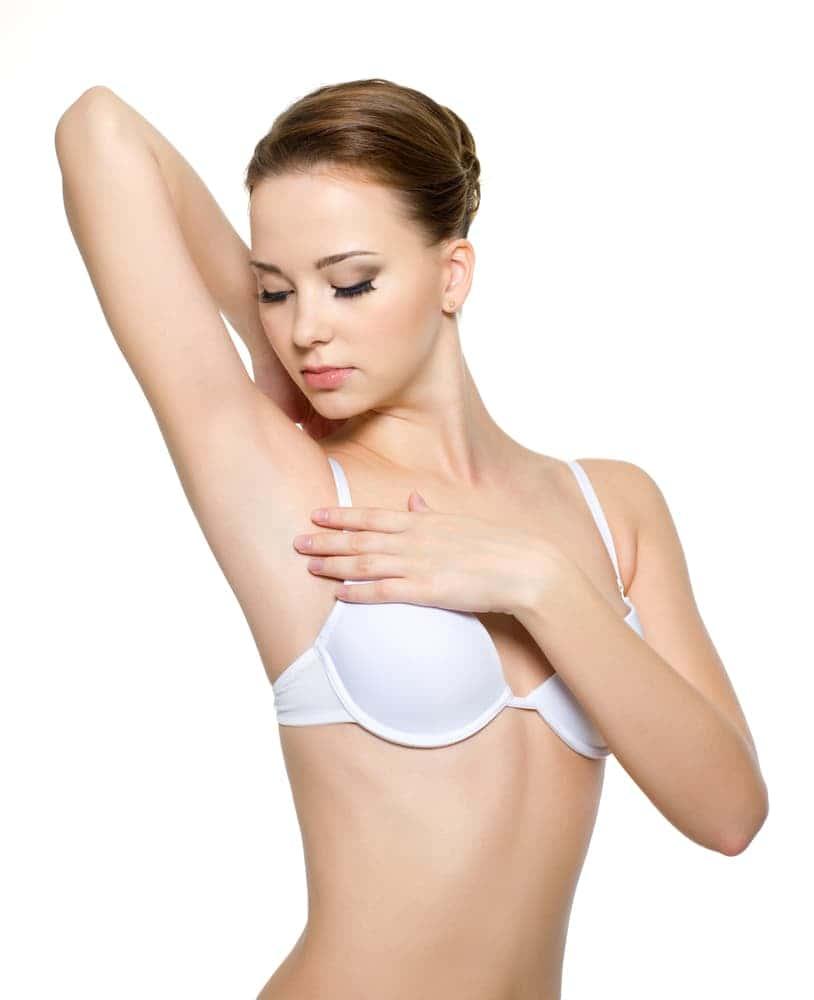 Гидраденит или сучье вымя под мышкой: лечение воспаления потовой железы