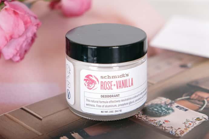 Роза и ваниль