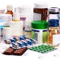 множество лекарств