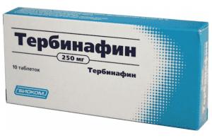 Таблетки от микроспории у детей