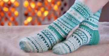 Ноги потеют и мерзнут зимой