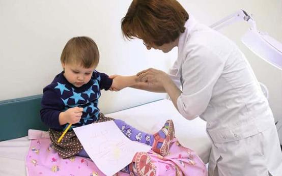 Папиллома у ребенка: как лечить?