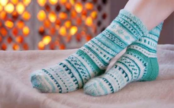 Что означает если ноги потеют и мерзнут зимой