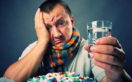 Почему бывает сильная потливость после гриппа