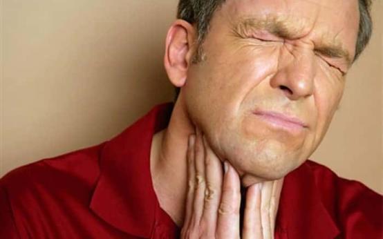 Что делать если появился грибок в горле