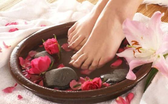 Как в домашних условиях делать ванночки для ног от грибка