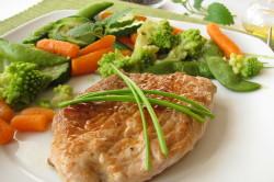 Блюда на пару в профилактике инсультов и инфарктов