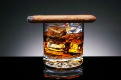 Курение и алкоголь - провоцирующие факторы геморрагического инсульта