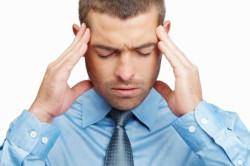 Сильные головные боли как признак инсульта