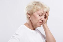 Головная боль и головокружение как симптомы инсульта
