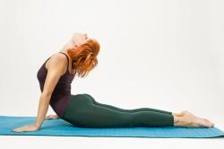 Упражнения для спины после инсульта