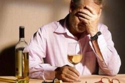 Алкогольная зависимость - причина кровоизлияния в мозг