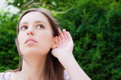 Глухота на левое ухо