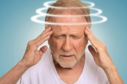 Головокружение - неврологический симптом нарушения кровоснабжения мозга