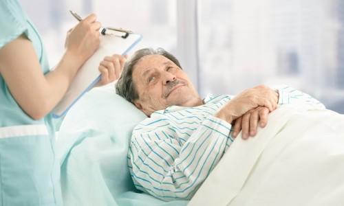Лечение в больнице после инсульта