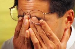 Нарушение зрения при спонтанном субарахноидальном кровоизлиянии