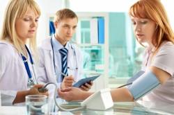 Высокое давление - причина атеротромботического инсульта