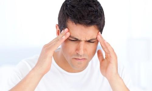 Проблема микроинсульта у мужчины