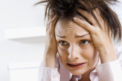 Раздражительность - симптом нарушений мозгового кровообращения