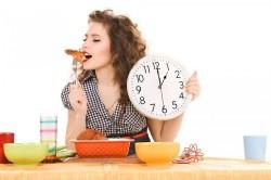 Польза дробного питания по времени при инсульте