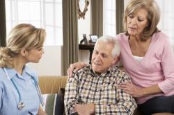 Пожилой возраст - причина ишемии