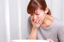 Рвота - симптом поражения левого полушария мозга