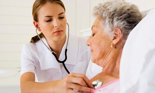 Госпитализация при обширном ишемическом инсульте
