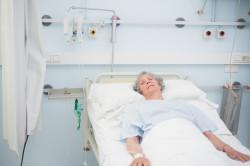 Кома - последствие инсульта