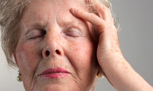 Проблема инсульта левой стороны мозга