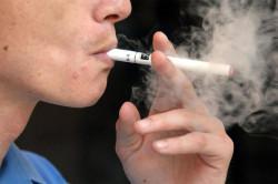Курение - причина инсульта