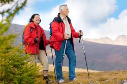 Прогулки на свежем воздухе после инсульта