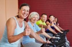 Регулярные занятия спортом для профилактики ишемии мозга