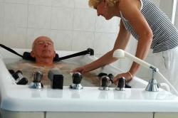 Реабилитация больного в санатории после геморрагического инсульта