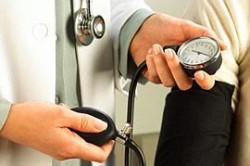 Наблюдение у врача при случившемся инсульте