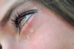 Слезоточивость при аллергическом рините