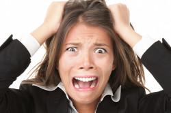 Стрессы - причина бронхиальной астмы