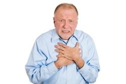 Затрудненное дыхание при сердечной астме