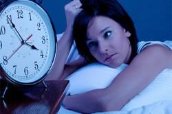 Бессонница признак ночного приступа