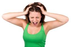 Неврозы при гормонозависимой бронхиальной астме