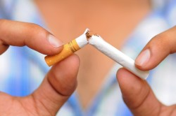 Отказ от курения для профилактики бронхиальной астмы