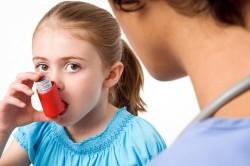 Возникновение бронхиальной астмы у детей