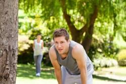 Ощущение нехватки кислорода при астме физического усилия